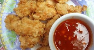 ayam-goreng-saus-tomat