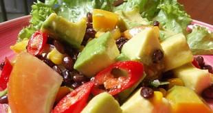 avocado-black-bean-salad