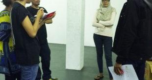 Rapat Buku Andalan di Galeri