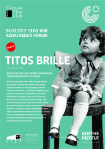 Titos Brille German Film Club